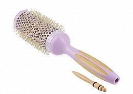 Voňavky, Parfémy, kozmetika Okrúhla kefa na vlasy - Ilu Hair Brush BambooM Round 43 mm