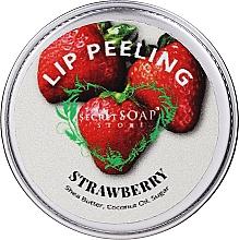 """Voňavky, Parfémy, kozmetika Cukrový scrub na pery """"Jahoda"""" - The Secret Soap Store Lip Scrub"""