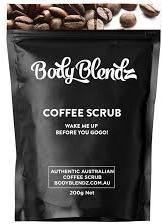 """Peeling na telo """"Káva"""" - Body Blendz Coffee Scrub — Obrázky N1"""