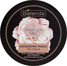 Telový olej - Bielenda Camellia Oil Luxurious Body Butter — Obrázky N1