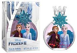 Voňavky, Parfémy, kozmetika Air-Val International Disney Frozen II - Sada (edt/100ml + acc)