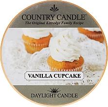 Čajová sviečka - Country Candle Vanilla Cupcake Daylight — Obrázky N1