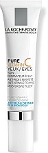 Voňavky, Parfémy, kozmetika Anti-age starostlivosť komplexného účinku o citlivú pokožku a kontúry očí - La Roche-Posay Redermic C Anti-Wrinkle Firming Moisturising Filler