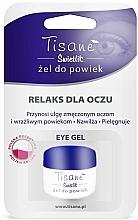 Gél na viečka - Farmapol Tisane Swietlik Eye Gel — Obrázky N1