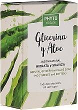 Prírodné mydlo s aloe vera - Luxana Phyto Nature Aloe Vera Soap — Obrázky N1
