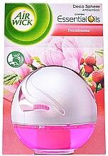 Voňavky, Parfémy, kozmetika Tekutý osviežovač vzduchu - Air Wick Deco Sphere Raspberry