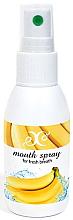 """Voňavky, Parfémy, kozmetika Sprej pre ústnu dutinu """"Banana"""" - Hristina Cosmetics Banana Mouth Spray"""