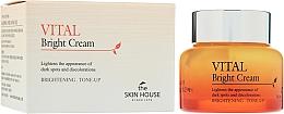 Voňavky, Parfémy, kozmetika Vitalizačný krém pre rovnomernú pleť - The Skin House Vital Bright Cream
