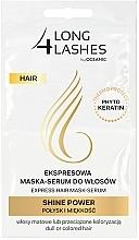Voňavky, Parfémy, kozmetika Maska-sérum na vlasy - Long4Lashes Hair Shine Power