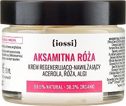 """Voňavky, Parfémy, kozmetika Regeneračný krém na tvár """"Velvet Rose"""" - Iossi Regenerating Cream"""