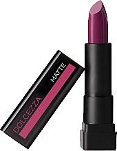 Voňavky, Parfémy, kozmetika Matný rúž - Gabriella Salvete Dolcezza Lipstick Matte