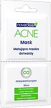 Voňavky, Parfémy, kozmetika Zmatňujúca maska na tvár - Novaclear Acne Mask Oil Control Complex