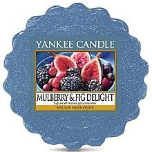 Voňavky, Parfémy, kozmetika Aromatický vosk - Yankee Candle Mulberry & Fig Delight Wax Melts