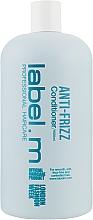 Voňavky, Parfémy, kozmetika Vyhladzujúci kondicionér - Label.m Anti-Frizz Conditioner