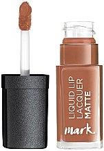 Voňavky, Parfémy, kozmetika Matný rúž - Avon Mark Liquid Lip Lacquer Matte