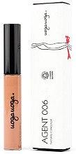 Voňavky, Parfémy, kozmetika Prírodný tekutý korektor - Uoga Uoga Natural Concealer