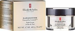 Voňavky, Parfémy, kozmetika Ceramidový nočný krém - Elizabeth Arden Flawless Future Powered by Ceramide Night Cream