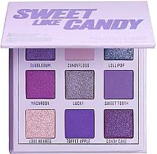 Voňavky, Parfémy, kozmetika Paleta očných tieňov - Makeup Obsession Sweet Like Candy Shadow Palette