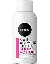 Voňavky, Parfémy, kozmetika Akrylová tekutina na nechty - Silcare Nail Acrylic Liquid Standart Shot Action