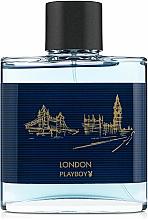 Voňavky, Parfémy, kozmetika Playboy London - Toaletná voda