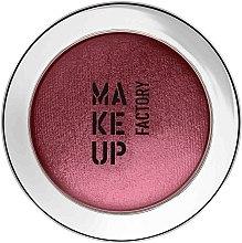 Voňavky, Parfémy, kozmetika Očné tiene na viečka - Make Up Factory Eye Shadow Mono