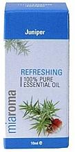 "Voňavky, Parfémy, kozmetika Esenciálny olej ""Juniper"" - Holland & Barrett Miaroma Juniper Pure Essential Oil"