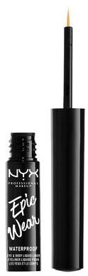 Tekutá očná linka - NYX Epic Wear Liquid Liner