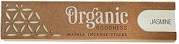 Voňavky, Parfémy, kozmetika Vonné tyčinky - Song Of India Organic Goodness Jasmine