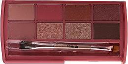 Voňavky, Parfémy, kozmetika Paleta očných tieňov - Heimish Dailism Eye Palette Rose Memory