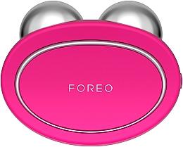 Voňavky, Parfémy, kozmetika Prístroj na masáž a spevnenie pokožky tváre, fuchsia - Foreo Bear Fuchsia
