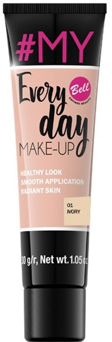 Make-up - Bell #My Every Day Make-Up