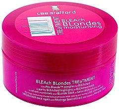 Voňavky, Parfémy, kozmetika Intenzívne hydratačná maska na vlasy - Lee Stafford Treatment Bleach Blondes