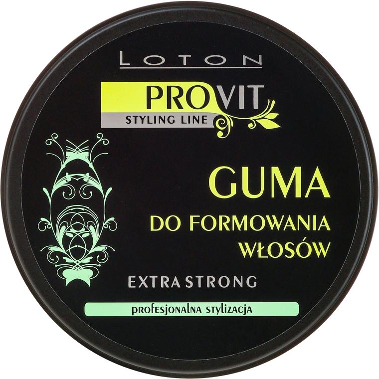Vlasová stylingová pasta - Loton Provit