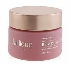 Voňavky, Parfémy, kozmetika Hydratačný pleťový gél - Jurlique Moisture Plus Rare Rose Gel Cream