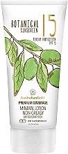 Voňavky, Parfémy, kozmetika Lotion s SPF ochranou - Australian Gold Botanical Sunscreen Premium Coverage Mineral Lotion SPF 15