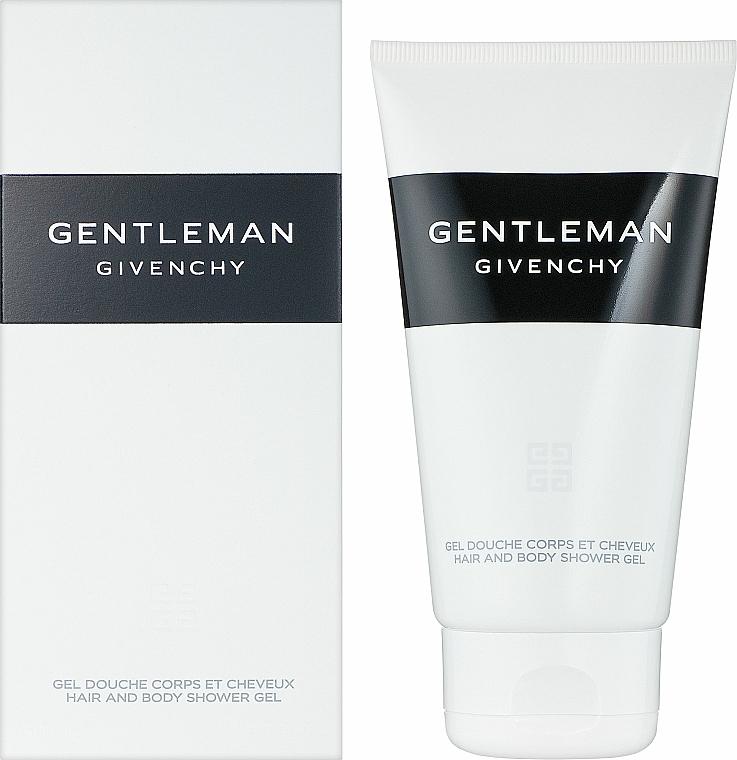 Givenchy Gentleman Eau De Parfum - Sprchový gél  — Obrázky N2