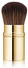 Voňavky, Parfémy, kozmetika Štetec na púder - Dolce & Gabbana Retractable Kabuki Powder Brush