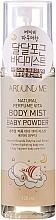 Voňavky, Parfémy, kozmetika Hmla na tvár - Welcos Around Me Natural Perfume Vita Body Mist Baby Powder
