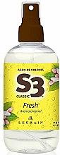 Voňavky, Parfémy, kozmetika Legrain S3 - Sprejová kolínska voda