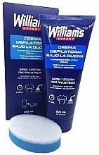 Voňavky, Parfémy, kozmetika Depilačný krém do sprchy - Williams Depilatory Shower Cream