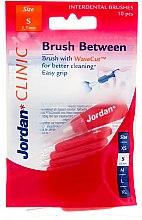 Voňavky, Parfémy, kozmetika Medzizubná kefka, 0,5mm mini, 5ks - Jordan Interdental Brush
