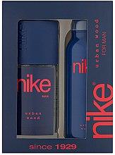 Voňavky, Parfémy, kozmetika Nike Men Urban Wood - Sada (deo/200ml + deo/spray/75ml)