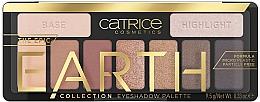 Voňavky, Parfémy, kozmetika Paleta očných tieňov - Catrice The Epic Earth Collection Eyeshadow Palette