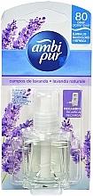 """Voňavky, Parfémy, kozmetika Náplň do elektrického difúzora """"Levanduľa"""" - Ambi Pur Electric Air Freshener Refill Lavander"""