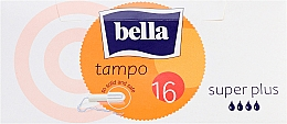 Voňavky, Parfémy, kozmetika Tampóny, 16 ks - Bella Bella Premium Comfort Super Plus Tampo