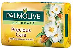 """Voňavky, Parfémy, kozmetika Tvrdé mydlo """"Kamélia a mandľový olej"""" - Palmolive Naturel Camellia&Almond Oil"""