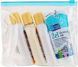 Voňavky, Parfémy, kozmetika Sada - Skarb Matki (hand/gel/80ml + oil/80ml + shmp/80ml + soap/80ml)