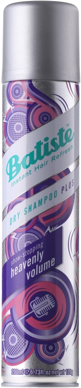 Suchý šampón - Batiste Dry Shampoo Heavenly Volume