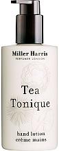 Voňavky, Parfémy, kozmetika Miller Harris Tea Tonique - Lotion na ruky