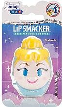 "Voňavky, Parfémy, kozmetika Balzam na pery ""Cinderella"" - Lip Smacker Disney Emoji Cinderella Lip Bibbity Bobbity Berry"
